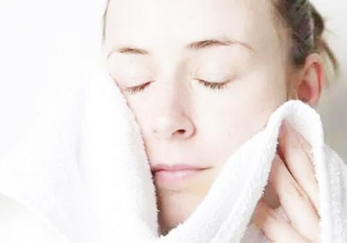 如何正确洗脸