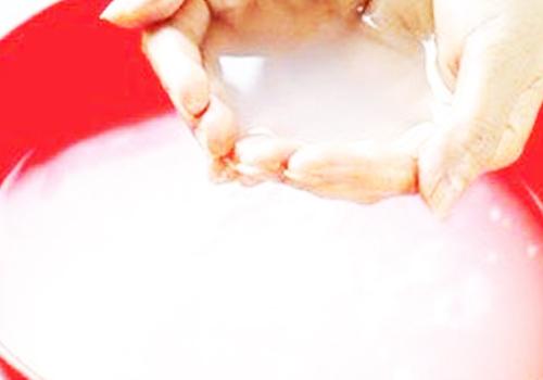 淘米水护肤